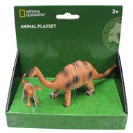National Geographic - Set 2 figurine, Apatosaurus