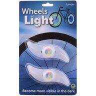 UP Int'l - Accesoriu Set 2 lumini Pentru bicicleta