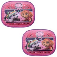 Global - Set 2 parasolare auto Paw Patrol Girl