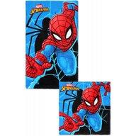 SunCity - Set 2 Prosoape fata si maini Spiderman