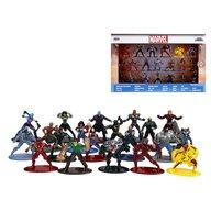 Simba - Set figurine , Avengers , Metalice, Cu figurina Iron Man inclusa, Multicolor