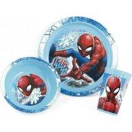 Lulabi - Set 3 piese Spider-Man, Albastru