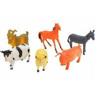 Globo - Set figurine Animale ferma , 6 buc