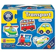Orchard Toys - Set 6 puzzle Transport, 12 piese