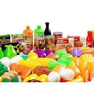 Ecotoys - Set de joaca Alimente fructe si legume