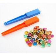 Shaw Magnets - Set magnetic Baghete si jetoane