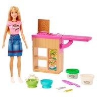 Barbie - Papusa  Pregateste noodles Cu accesorii by Mattel Cooking and Baking