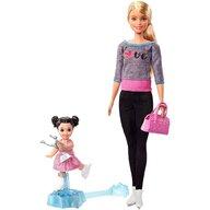 Papusa Barbie Set Sport FXP38 Cu accesorii by Mattel I can be