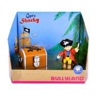 Bullyland - Set figurine Capitanul Sharky
