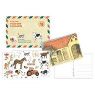 Egmont toys - Set creativ Carti postale