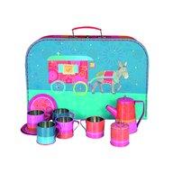 Egmont toys - Set de ceai , In valiza
