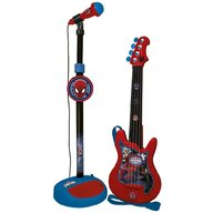 Reig Musicales - Set chitara cu microfon, Spiderman