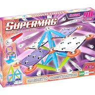 Supermag - Set constructie Clasic Trendy, 98 piese