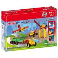 Fischertechnik - Set constructie Junior Jumbo Starter, 16 modele