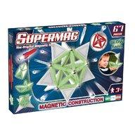 Supermag - Set constructie Luminos, 67 piese