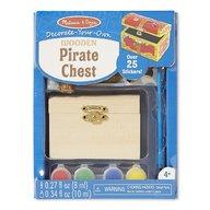 Melissa & Doug Set Creatie Cufarul Piratilor