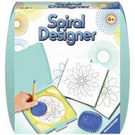 Ravensburger - Set creativ Mini spirale, Turcoaz