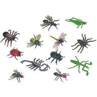 Miniland Set de 12 figurine Insecte Miniland