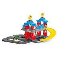 Dolu - Set de constructie Garaj cu 2 niveluri