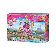 Sluban - Set de constructie Sky Wheel , Girl's Dream , 789 piese