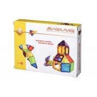 MAGPLAYER - Set de constructie magnetic 32 piese
