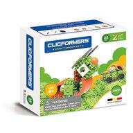 Clicstoys - Set de constructie Multifunctional Insecte , Clicformers , 30 piese