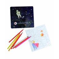 Egmont toys - Set creativ Astronaut , Cu piese magnetice