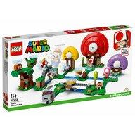 Set de extindere Toad LEGO® Super Mario, pcs  464