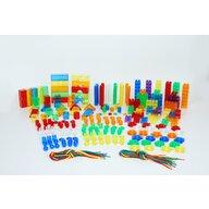 TickiT - Jucarie cu activitati Forme colorate transparente Pentru copii mici