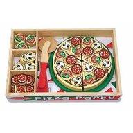 Melissa & Doug Set De Joaca Pizza Party