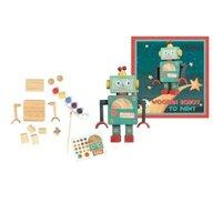 Egmont toys - Set creativ Robot , Pentru pictat