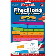 Fiesta Crafts - Set magnetic Fractii