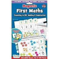 Fiesta Crafts - Set Magnetic Primele notiuni de matematica