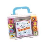 Keycraft - Set Mini stampile si tusiera