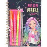 Depesche - Set pentru desen Neo Doodle Book Top Model
