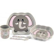 Lulabi - Set pentru masa 5 piese Elefant