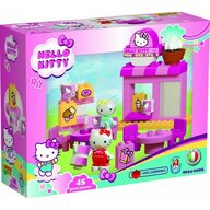 Androni Giocattoli - Set petru copii Caffe Bar Hello Kitty Unico, 45 piese