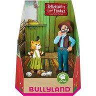 Bullyland - Set 2 figurine Pettersson si Findus