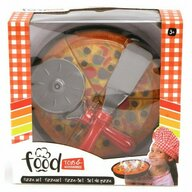 Otto - Set de joaca Pizza , Cu accesorii speciale din Plastic