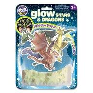 Abtibilduri reflectorizante Dragoni si stele
