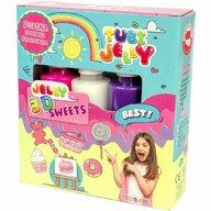 Tuban - Set Tubi Jelly cu 3 culori - Dulciuri  TU3317