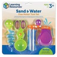 Learning Resources - Set ustensile pentru experimente Apa si nisip