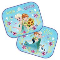 Seven - Set 2 parasolare auto Frozen - Sister Queen