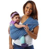 Baby K'tan - Sistem purtare Baby Carrier Original Cotton, Denim, Marimea XS