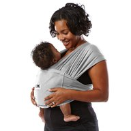 Baby K'tan - Sistem purtare Baby Carrier Original Cotton, Heather Grey, Marimea L