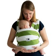 Baby K'tan - Sistem purtare Baby Carrier Print, Olive Stripe, Marimea XS