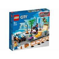 LEGO - Set de constructie Skate Park ® City, pcs  195