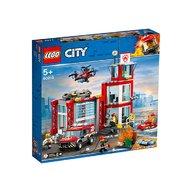 Lego - Statie de pompieri