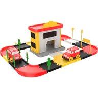 Ucar Toys - Statie pompieri 46 piese