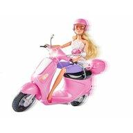 Simba - Papusa Steffi Love , Cu scooter